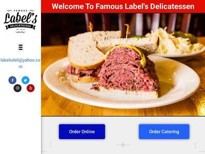 Label's Delicatessen
