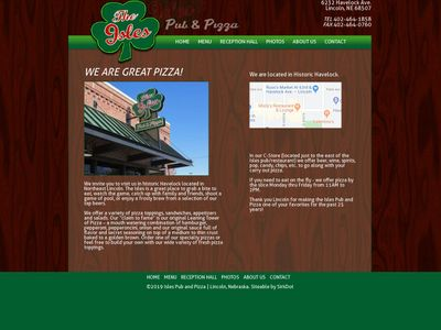 Isles Pub and Pizza