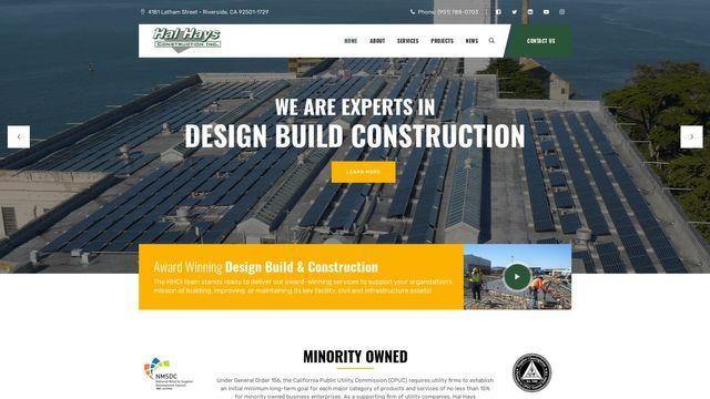 Hal Hays Construction, Inc.