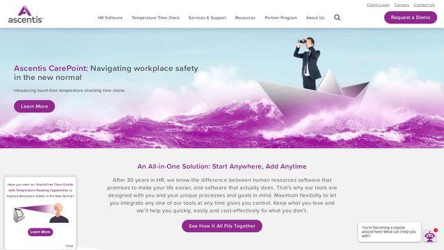 Ascentis Corporation