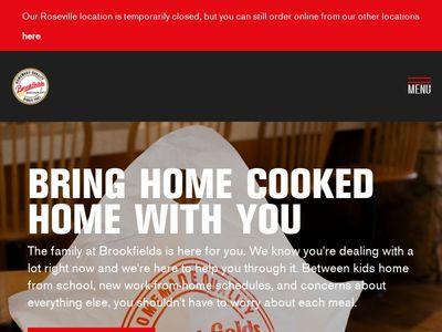 Brookfields Restaurant