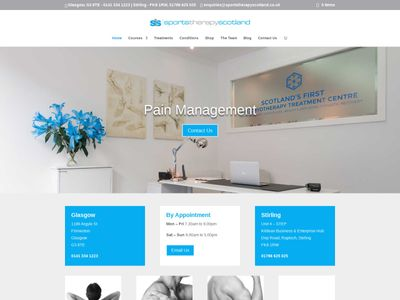 Sports Therapy Scotland Limited