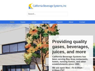 California Beverage Systems, Inc.