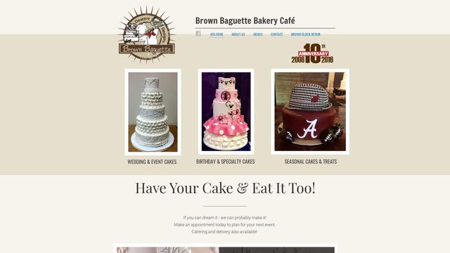 Brown Bakery