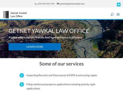 Getnet Yawkal Law Office