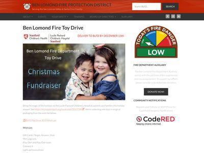 Ben Lomond Fire Protection District