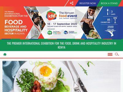 Kenyan Food Event