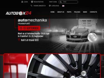 Autobx24.Com Genuine Auto