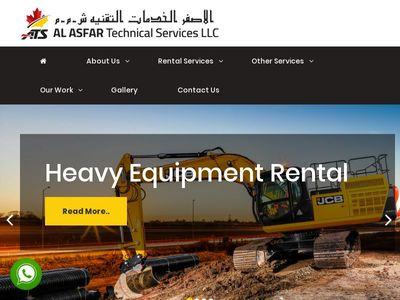 Al Asfar Technical Services Llc