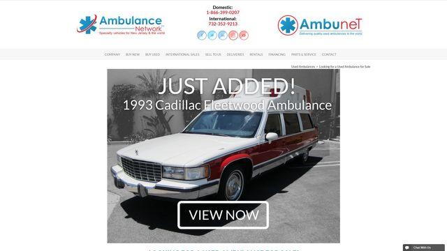 Ambulance Network