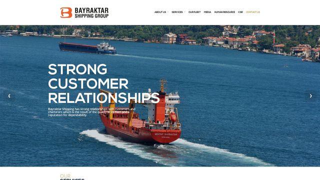 Bayraktar Shipping Group