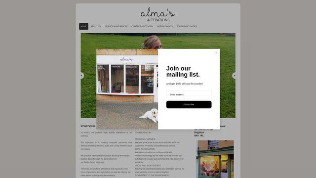 Alma'S Alterations