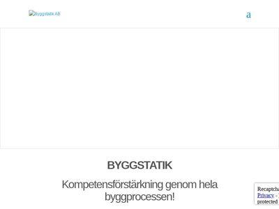 Byggstatik Ab
