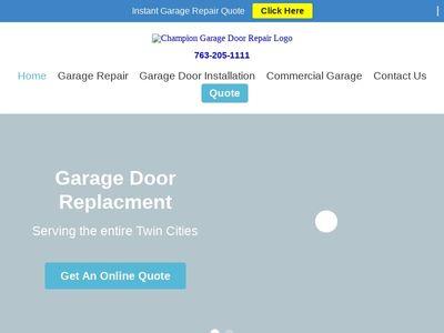 Champion Garage Door