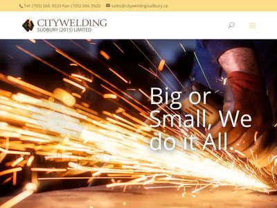 City Welding Sudbury
