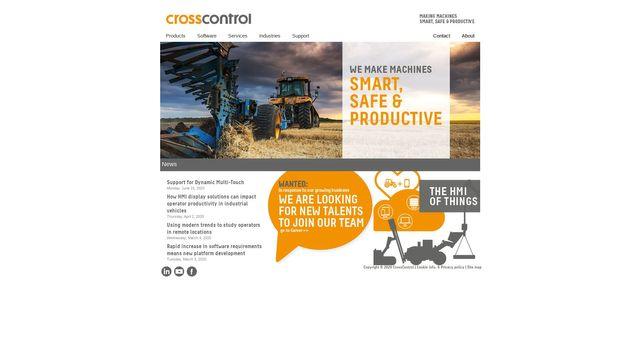 Crosscontrol
