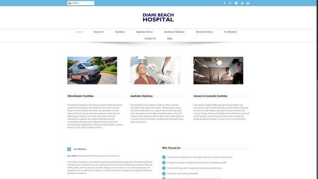 Diani Beach Hospital