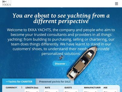 EKKA Yachts