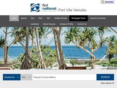 First National Real Estate Port