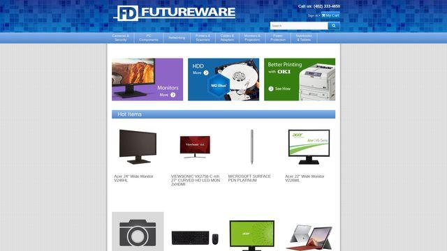 Futureware Distributing Inc