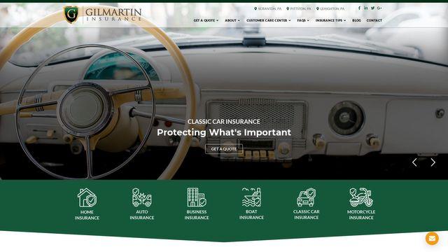 Gilmartin Insurance Agency