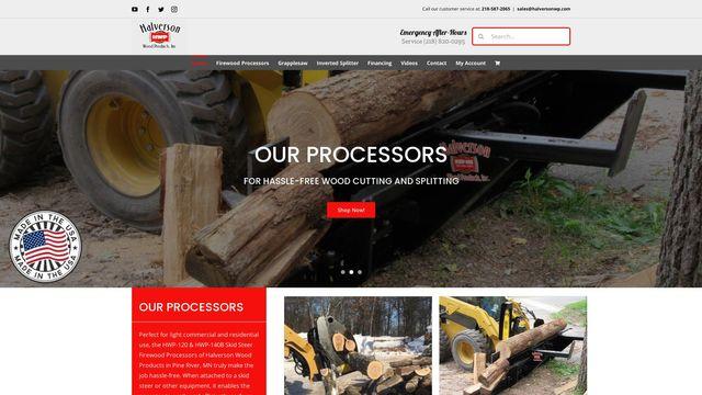 Halverson Firewood Products