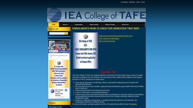 Iea College Of Tafe
