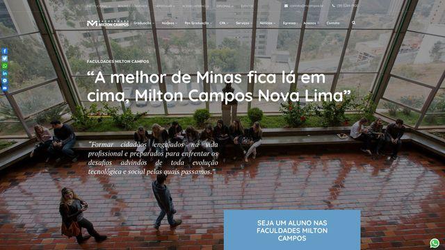 Faculdades Milton Campos