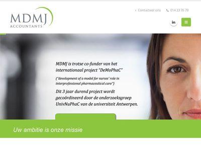 MDMJ Accountants