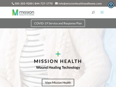 Mission Health And Home