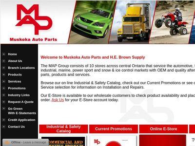 Muskoka Auto Parts Limited