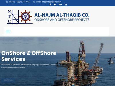 AL NAJM AL THAQIB CO. FOR MARINE SERVICES
