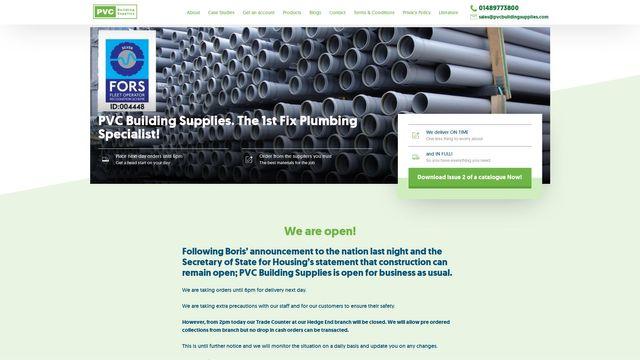 Pvc Building Supplies Ltd