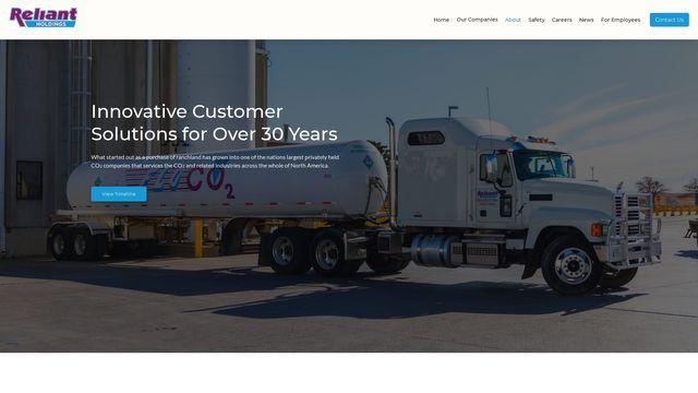 Reliant Holdings Ltd.- Company