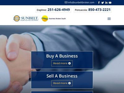 Business Brokers South