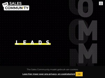 The Sales Community