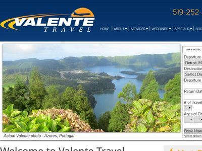 Valente Travel Inc