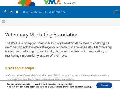 Veterinary Marketing Association