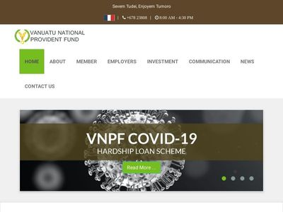 Vanuatu National Provident Fund