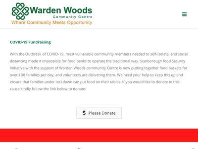 Warden Woods Community Centre
