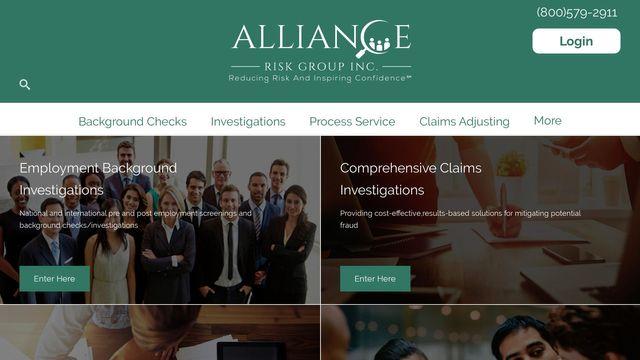 Alliance Risk Group Inc.