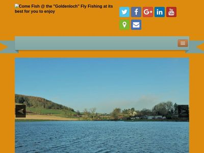 Goldenloch Fishing Report