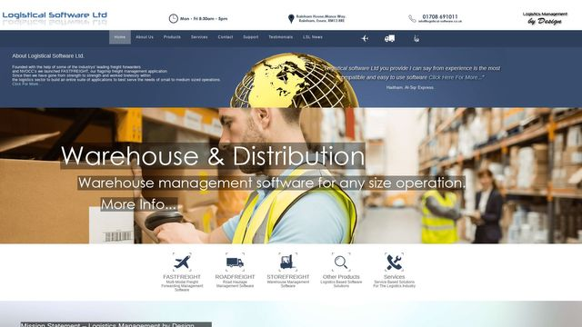 Logistical Software Ltd