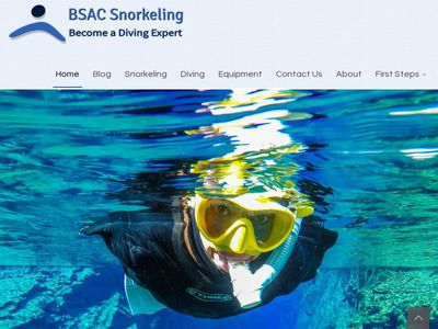 Branches - Bsac Snorkelling
