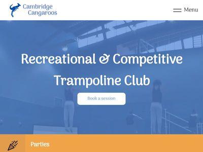 Cambridge Cangaroos