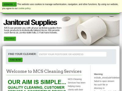 Mcs Cleaning