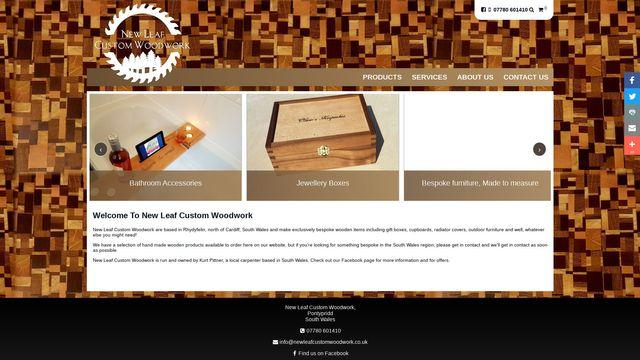 New Leaf Custom Woodwork