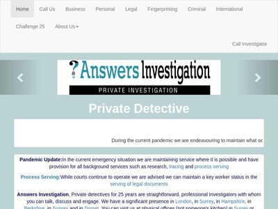 Dhabi Private Detective