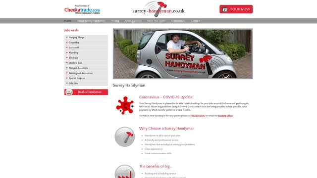 Surrey Handyman