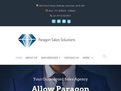 Paragon Sales Solutions